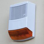 Boitier alarme factice pour maison