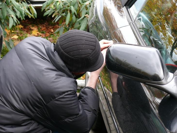 Les voitures les plus volées en France statistiques 2013